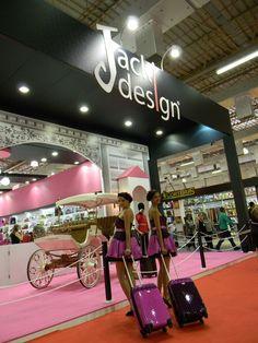 Stand e modelos! Feira Gift - Março de 2012