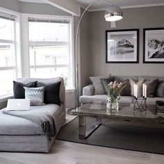 Grey In Home Decor Ping Trend Or Here To Stay Modern Living Room With A Touch Of
