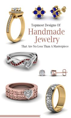 Top most designs of Handmade Jewelry that are no less than a masterpiece