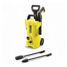 Karcher Jet Wash Karcher 110 BAR 360 l/h Yellow/black If you are looking for household appliances at the best prices, don't miss the J. Bar, Oh My Home, New Jet, Clean Shoes, Shops, Window Cleaner, Cleaning Kit, Laundry Detergent, Yellow Black