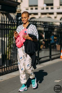 Adwoa Aboah by STYLEDUMONDE Street Style Fashion Photography20180704_48A2101