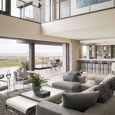 Modern elegance with a view! By Blue Heron Design Build