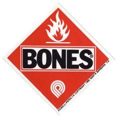 Powell Peralta Flammible Bones