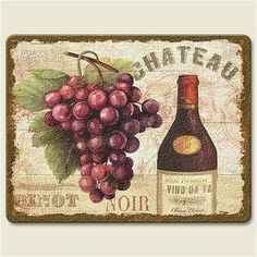 1000 images about kitchen   grapes amp wine on pinterest