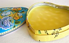 Sweet Verbena: DIY Lip Balm/Cuticle Cream