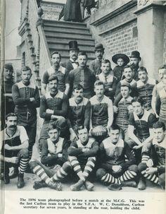 Blueseum - History of the Carlton Football Club Carlton Afl, Carlton Football Club, Go Blue, Blues, Challenges, Museum, History, Sports, Photo Wall