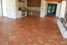18 Best Outdoor Floors In Terracotta Tiles Images On Pinterest