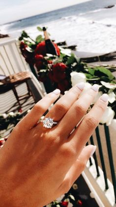 #rings #engagement #wedding //PINTEREST: selinaa//♡