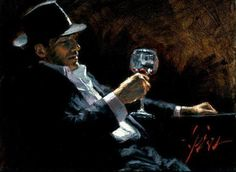 Fabian Perez, I admire his art ....