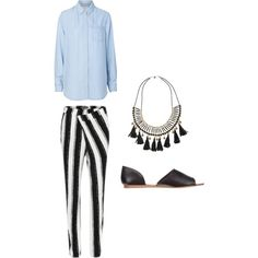 """""""Work Outfit 3"""" by whattheteacherwears on Polyvore"""