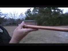 Throwing Stick, Hopi Indian Rabbit Stick.