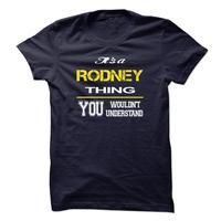 Special RODNEY You wouldnt Understand