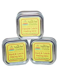 Naked Bee Hand & Cuticle Salve