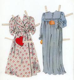 Margaret O'Brien #964 clothes #1