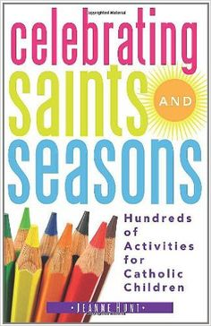 Hunt taps into her experience as mother, grandmother, catechist, artist and writer to show easy, practical ways to look deeper at the ordinary things around us in order to enter into the sacred. She encourages parents, grandparents and religious educators to use this handy resource for celebrating the seasons and special people of the calendar year and the church's liturgical year. She offers hundreds of activities, rituals and prayers to make living our faith tangible, enriching and fun!
