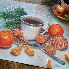 Watercolorist: @luybov_titova #waterblog #акварель #aquarelle #painting #drawing #art #artist #artwork #painting #illustration #watercolor #aquarela
