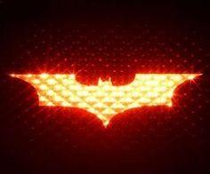 Batman Brake Signal Cover