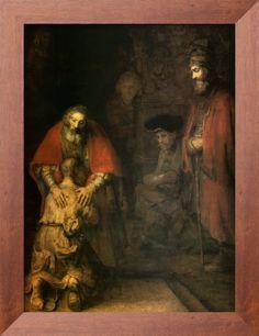 el hijo prodigo rembrandt - Buscar con Google