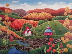 Ellen Eilers..Calico Country...