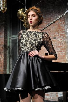 15 Runway-Inspired Ways to Wear Lace This Season - theFashionSpot