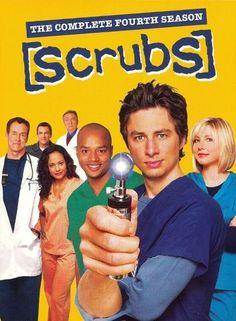 Scrubs: The Complete Fourth Season [3 Discs] [DVD]