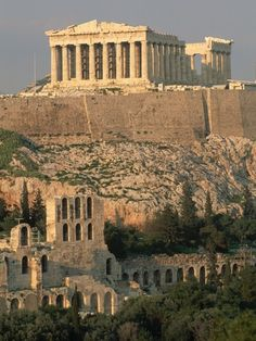 Visiting Athens is number one on my bucket list :)