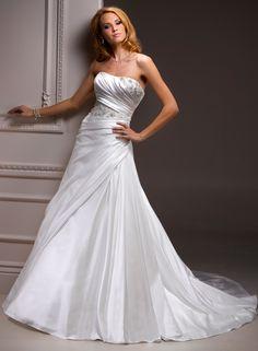 Maggie Sottero Wedding Dresses. Order a Maggie Sottero Mirin Bridal Gown at  The Wedding Shoppe today. Prado Bridal   Formal Wear 59cc32b5a125