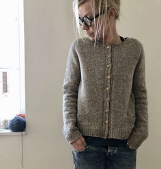 get this pattern off with (code is valid from today to Tuesday midnight Berlin time) Ravelry, Drops Kid Silk, Angora, Lang Yarns, Dress Gloves, Yarn Brands, Cardigan Pattern, Stockinette, Knitwear