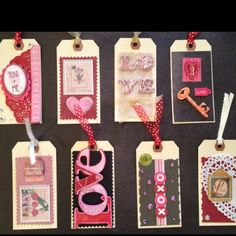 Cute and Fun Valentines Cards/book marks