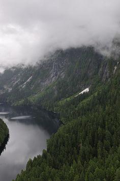 Freshwater Fjord, British Columbia