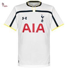 Tottenham Hotspur 2014/15 Enfants - Maillot de Foot à Domicile - taille XLB - Chaussures under armour (*Partner-Link)