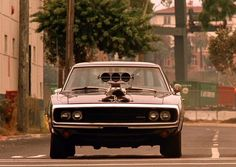 1970 Dodge Charger from fast and furious 1