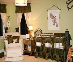 noah's ark baby room | Decorating: Room for Baby Noah's Ark Style