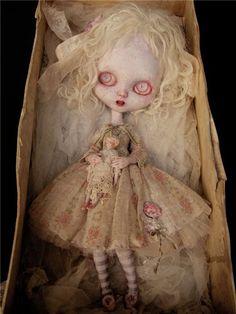 Страшные сказки французского кукольника Julien Martinez - Ярмарка Мастеров - ручная работа, handmade