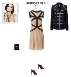"""#7694 - Chanel"" by pretty-girl-in-fashion ❤ liked on Polyvore featuring Chanel and springfashion"
