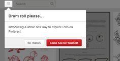 Pinterest - Drum roll please...