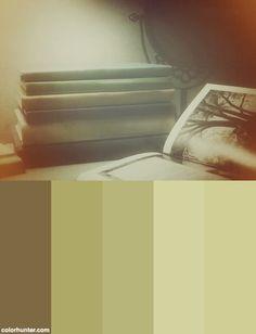 Vapor.paper Color Scheme