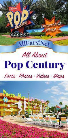 All About Disney's Pop Century Resort | Walt Disney World |