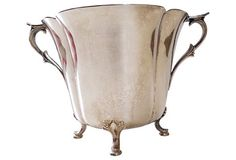 Silver Ice Bucket - From The Home Deco Discovery Community at www.DecoandBloom.com