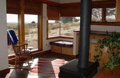Nada Hermitage Retreat Space  Crestone, Colorado  Srs. Connie and Patricia