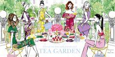 Alexa's Tea Garden Party