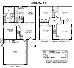 Home Floor Plan On Pinterest Floor Plans House Plans