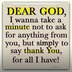 Pray everyday. Have faith in the Lord. Don't prey to always ask for things, Pray to thank him for everything he has given you. Thank him for another day, another year. Just Pray, No matter where you are.