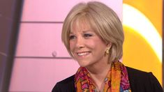 Joan Lunden celebrates being cancer-free 1 year after diagnosis