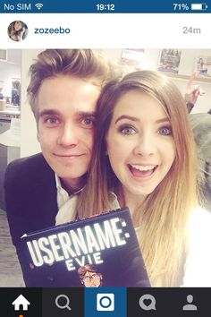So proud of my brother for his graphic novel Username: Evie! He's broken the record for the fastest selling graphic novel ever. we now both hold book records by zozeebo British Youtubers, Best Youtubers, Funny Youtubers, Joe And Zoe Sugg, Joseph Sugg, Sugg Life, Awkward Girl, Tyler Oakley, Girl Online