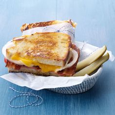 Best-Ever Grilled Cheese Sandwiches Recipe