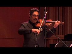 "Simon Shaheen performs ""Ibnil Balad"" composed by Mohamed Abdel Wahab."