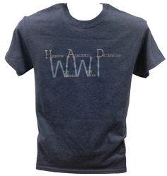 Hebron ACDEC: Heather Navy T-Shirt