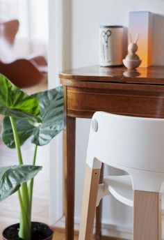 Beautiful Scandinavian design for your modern interior –Stokke Steps chair grows with your child
