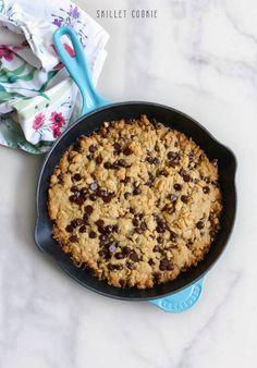 mega galleta de chispas de chocolate  chokolatpimienta.com